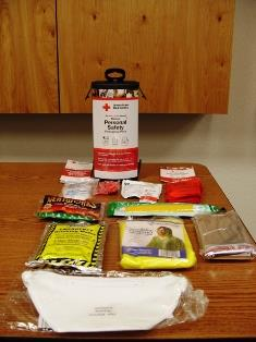 Emergency Kit Items